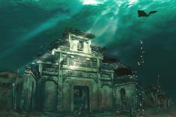China-Quindao Lake