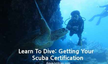 Learn To Dive: All about Getting Your Scuba Diving Certification Needs