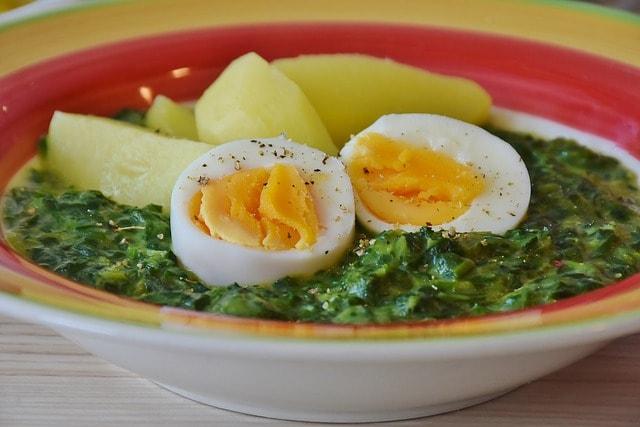 scuba dive breakfast power foods