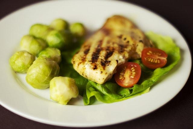 scuba diving power foods chicken breast